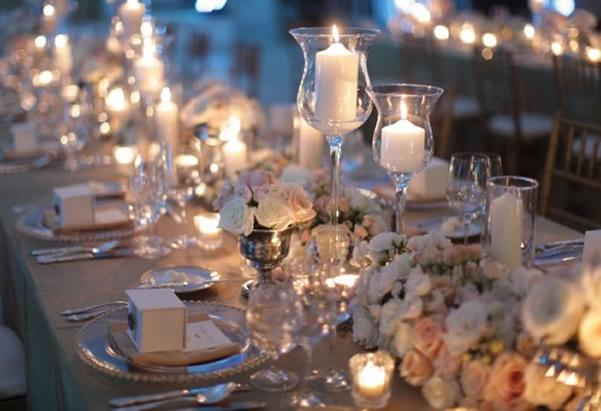 10 Enfeites De Mesa Para Casamento Arrasar