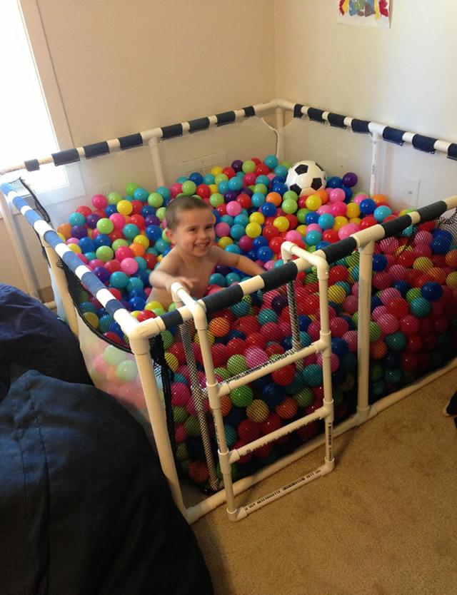 10 Brinquedos Feitos Com Cano De PVC Artesanatocom