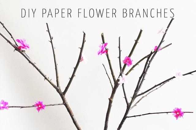 DIY-Mini-Paper-Flowers-Tissue
