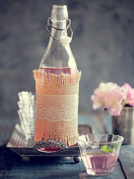Artesanato Madeira De Demolição Passo A Passo ~ Artesanato com Garrafa de Vidro 16 Ideias Sensacionais