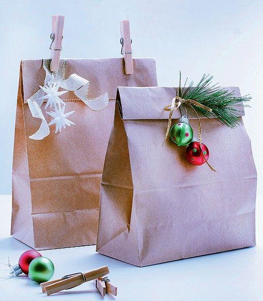 embalagem para lembrancinhas de natal