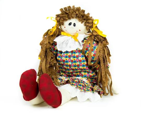 bonecas de pano Ana Laura 3