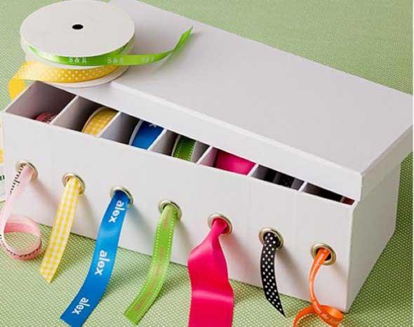 Artesanato com caixa de sapato 11 ideias mega criativas for Boite a couture casa