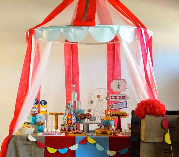 Kids Carnival Party Ideas