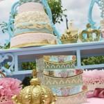 festa princesas meninas