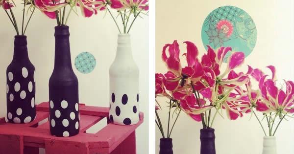 decoracao tudo branco: de Decoração com Reciclagem – Tudo Passo a Passo – artesanato.com