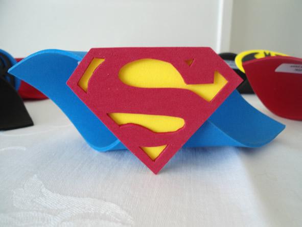 porta-guardanapo-em-eva-super-man