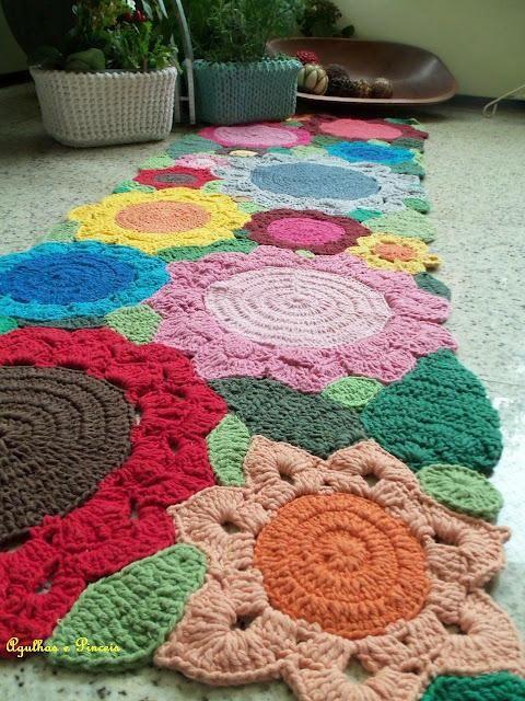 passadeira-de-croche-flores