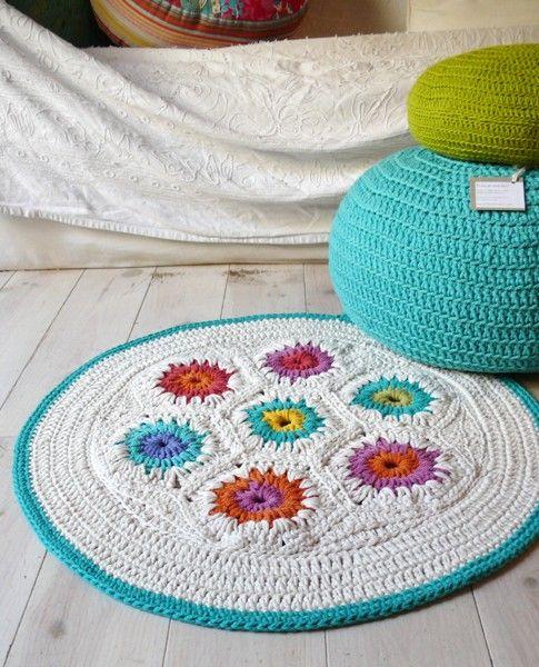 tapete-de-croche-com-flores