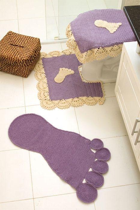 tapetes-de-croche-para-o-banheiro