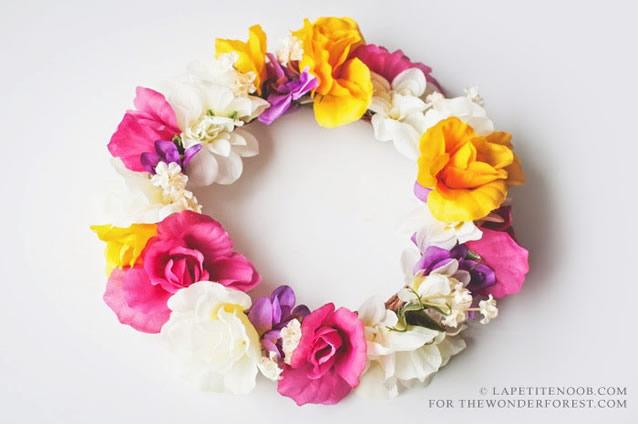 tiara-de-flores-diy