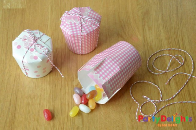 Crafts Using Dixie Cups