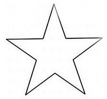 molde-estrela-feltro