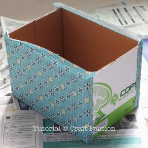 caixa-coberta-com-tecido-nas-laterais