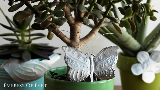 borboleta-para-decorar-o-jardim