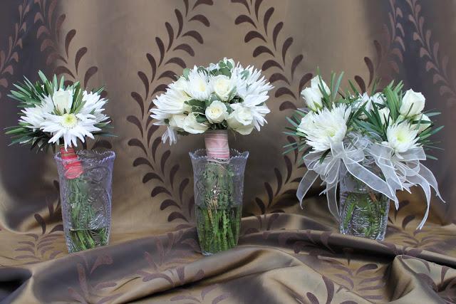 flores do buquê