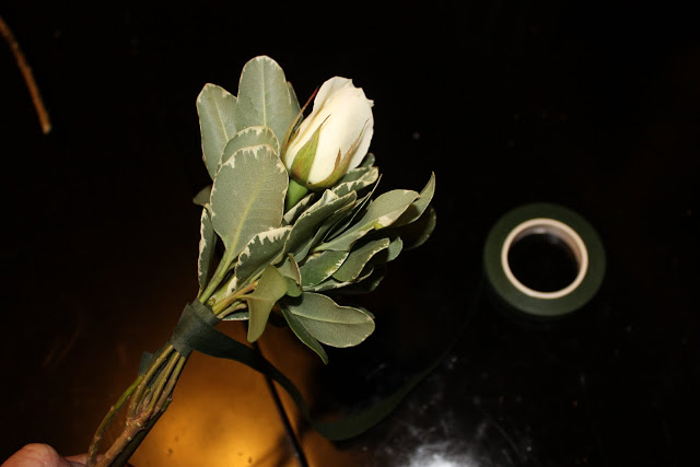 unindo as flores