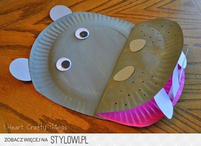 hipopotamo-de-prato-de-papel