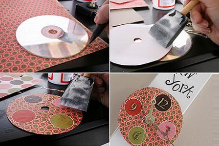 reciclagem cd4