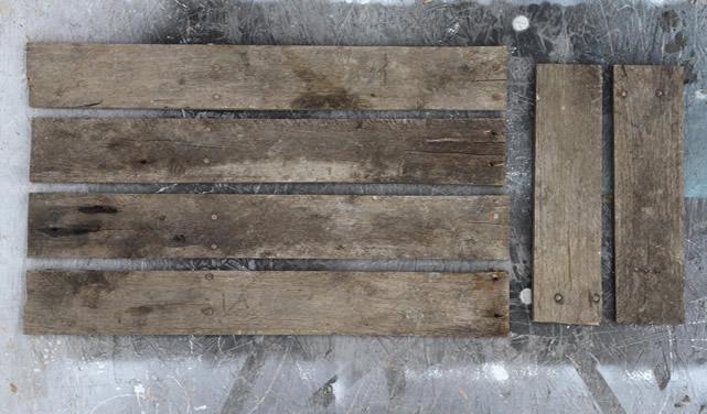 Corte tábuas de 40 cm