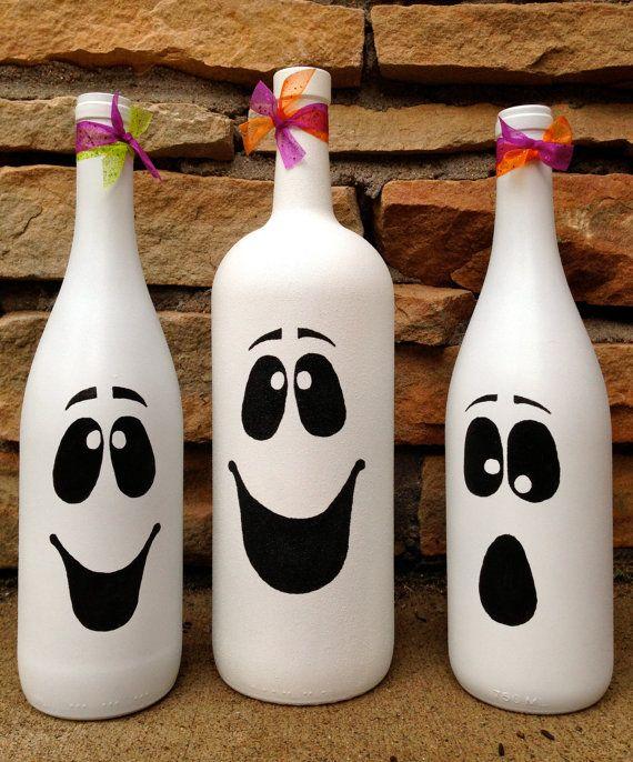 Que hacer con botellas de vidrio
