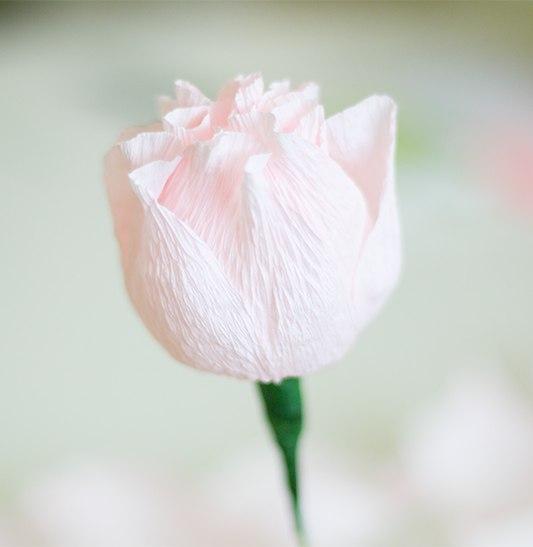 Como Fazer Flor De Papel Crepom Artesanatocom