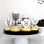 festa tema panda