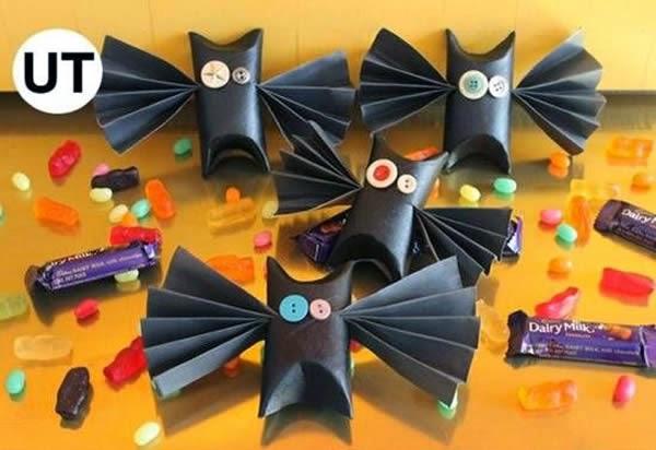 morcegos-brinquedos-de-papel