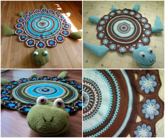 tapete-croche-tartaruga