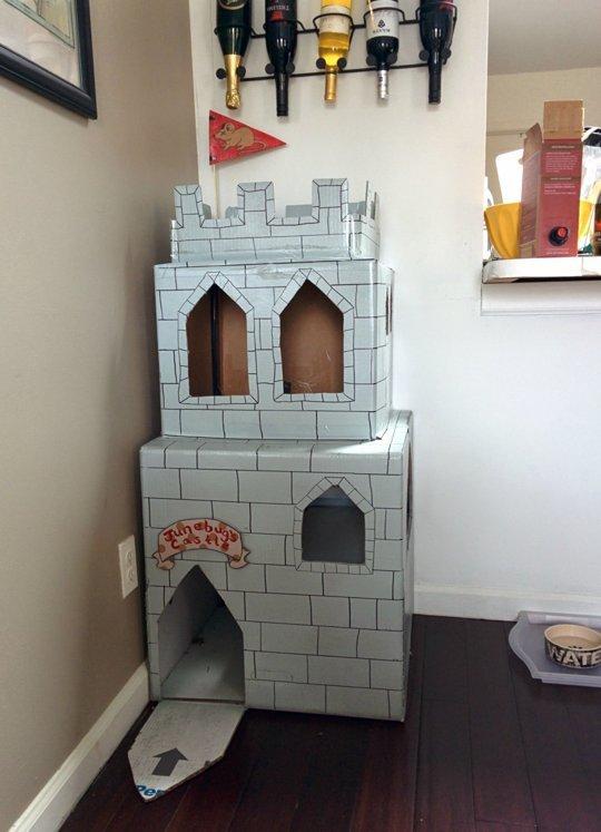 castelo-medieval-para-gatos