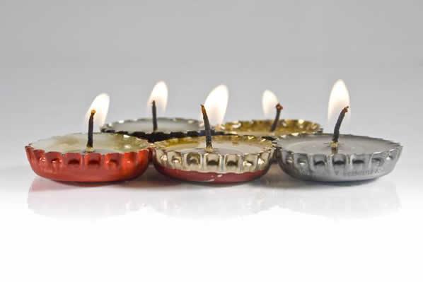 mini-velas-em-tampinhas-de-garrafa