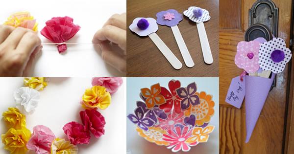 lembrancinhas-com-flores-de-papel-passo-a-passo-simples