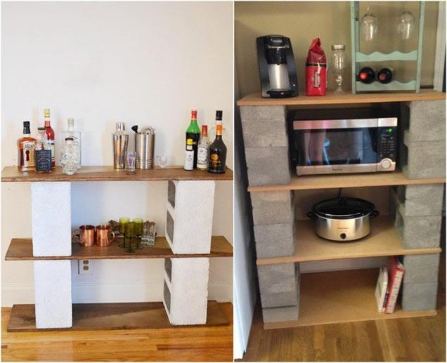 bar-e-armario-de-cozinha-blocos-de-concreto