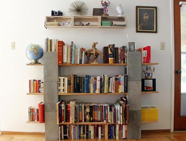 estante-para-livros-moderna-feita-com-blocos-e-madeira