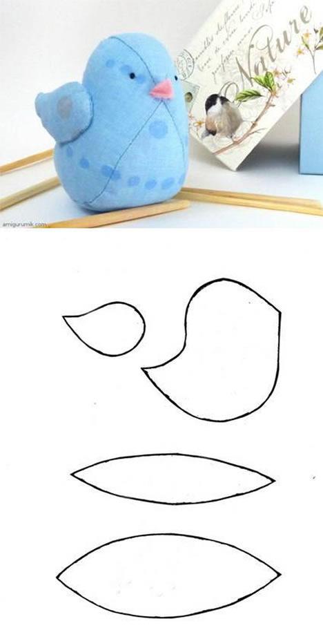 passarinho-em-tecido-3d
