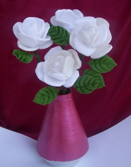 rosas-de-isopor