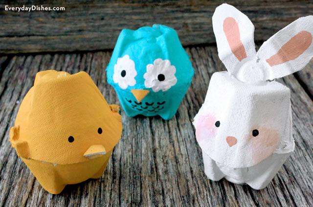 animais-de-caixa-de-ovo-reciclada